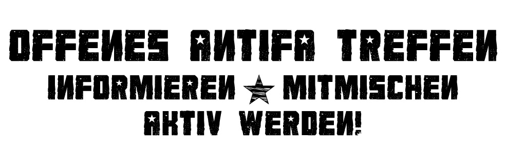 Offenes Antifa Treffen
